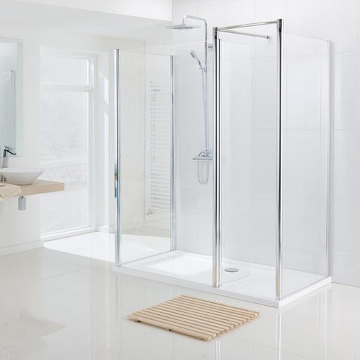 Lakes Classic Walk-In Shower Enclosure
