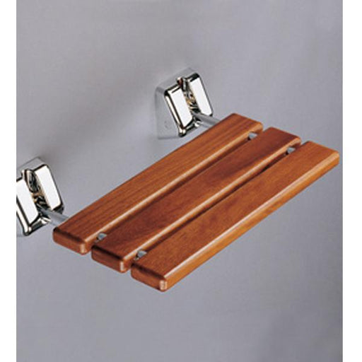 Lakes Series 200 Shower seat  - Chrome Hinges