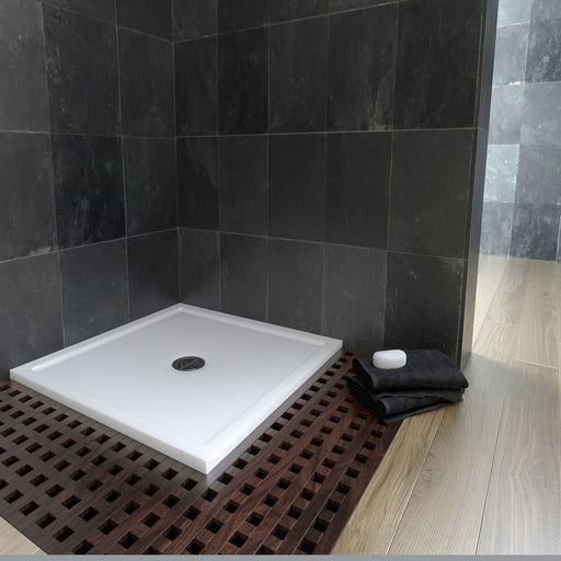 Matki Continental 40 Square Shower Tray