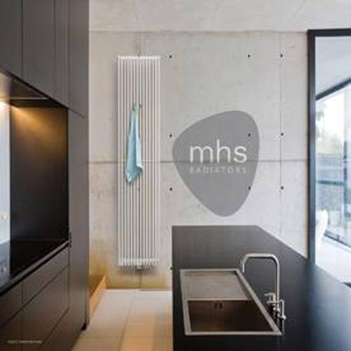 MHS Zana Steel Vertical Designer Radiators