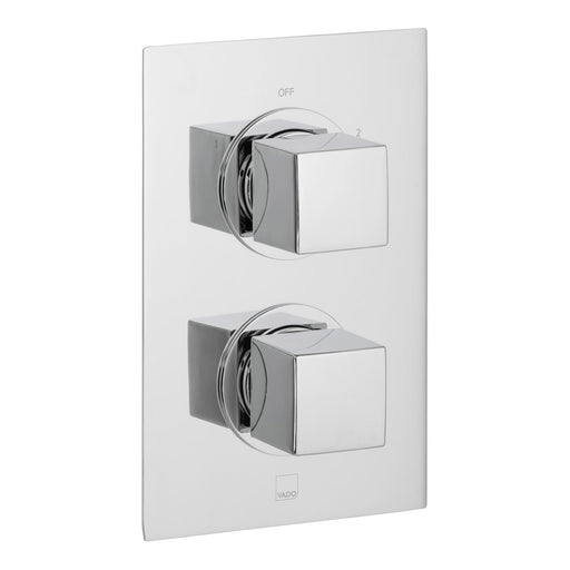 Vado Mix Two Outlet Trim For 148D/2 Thermostatic Valve