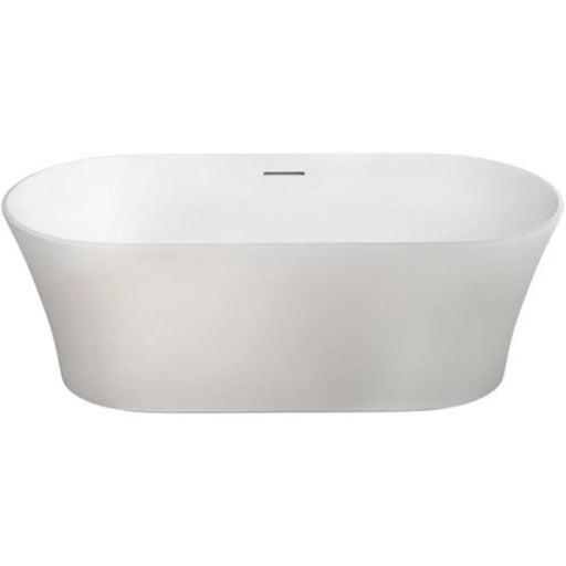 Clearwater Armonia Bath 155 x 55.5h x 75cm - Natural Stone