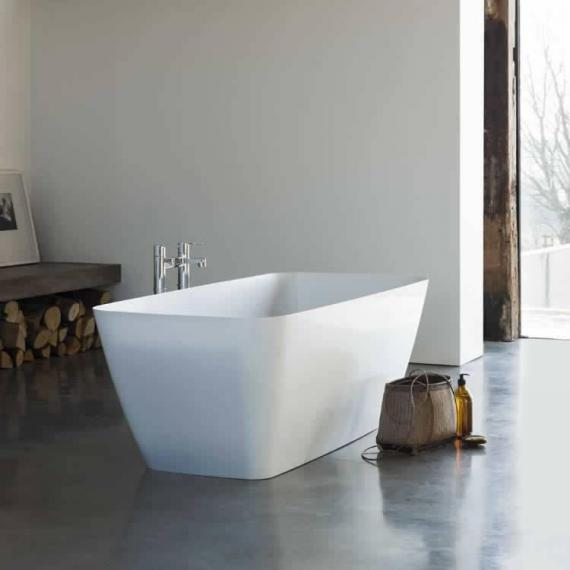 Clearwater Vicenza Petite Bath Clear Stone