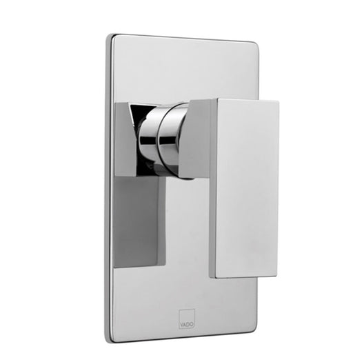 Vado Notion Concealed Manual Shower Valve Single Lever Wall Mounted