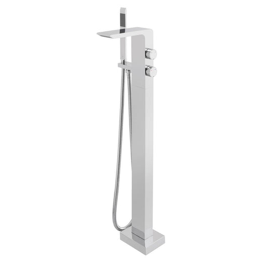 Vado Omika Floor Standing Bath/Shower Mixer With Shower Kit