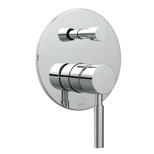 Vado Origins Concealed Single Lever Wall Mounted Manual Shower Valve With Diverter