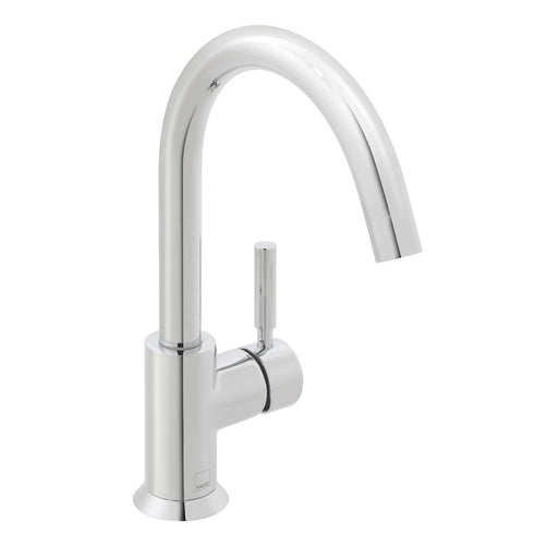 Vado Origins Mono Sink Mixer Single Lever Deck Mounted With Swivel Spout