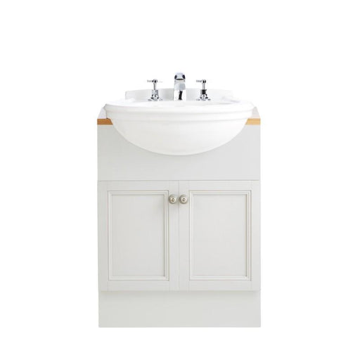 Heritage Claverton Semi Recessed Basin
