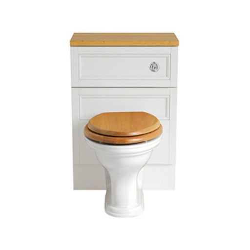 Heritage Dorchester Back to Wall Toilet