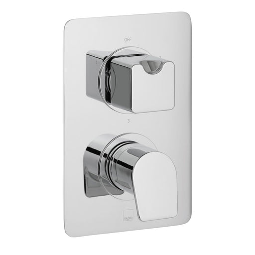 Vado Photon Three Outlet Trim For 148D/3 Thermostatic Valve