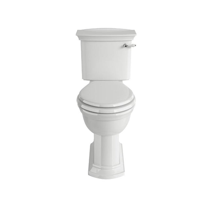 Sensational Heritage Blenheim Close Coupled Comfort Height Toilet Theyellowbook Wood Chair Design Ideas Theyellowbookinfo
