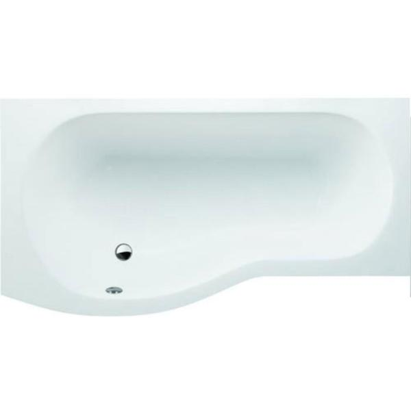 Cleargreen Ecoround Bath - White