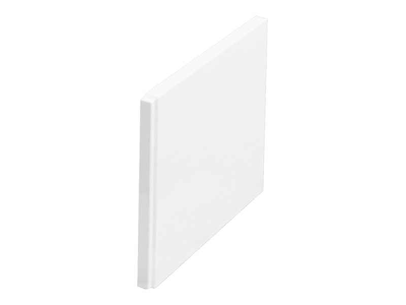 Cleargreen Sustain Single Ended Square End panel - White