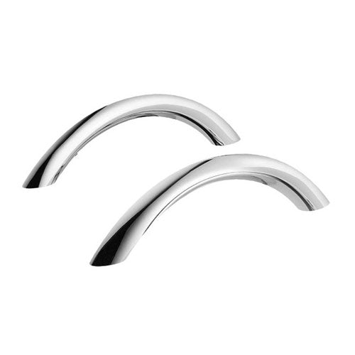 Cleargreen Luxury Bath Grips (pair) 268mm - Chrome