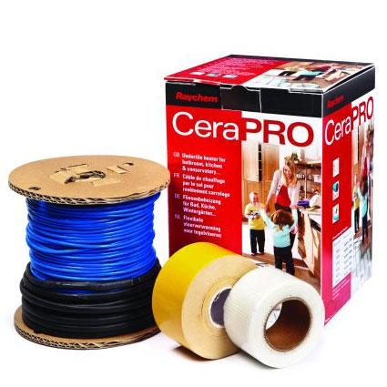 Raychem CeraPro Loose Wire Underfloor Heating