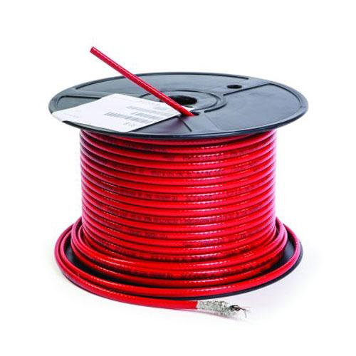 Raychem T2 Electirc Underfloor Heating Cable - Red
