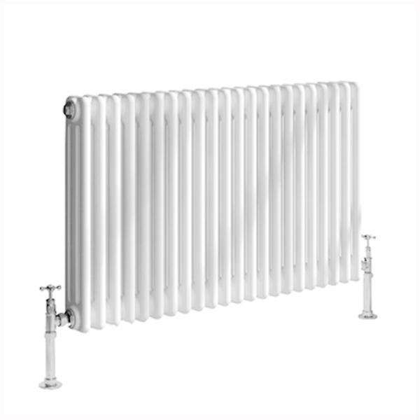 Reina Colona 4 Column Horizontal Radiator