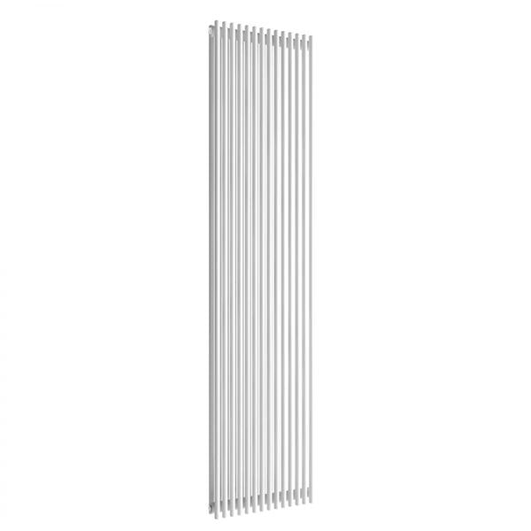 Reina Tubes Single Panel Vertical Designer Radiator - 1800mm x 350mm