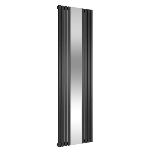 Reina Reflect Vertical Designer Radiator - 1800mm x 445mm