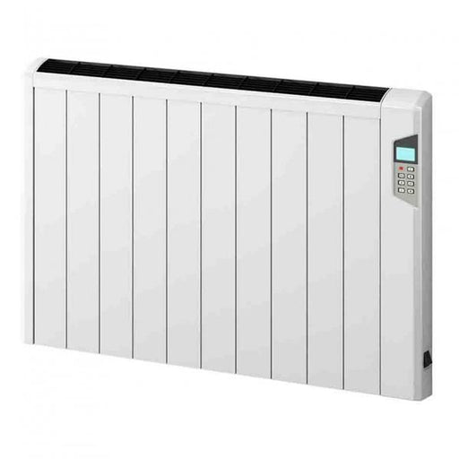 Reina Arlec Aluminium Electric Panel Radiator - White