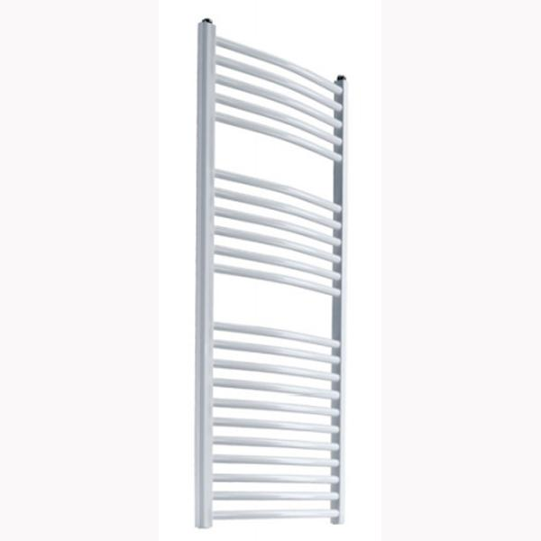 Reina Diva Curved Thermostatic Electric Towel Rail