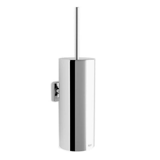 Roca Victoria Wall-Mounted Toilet Brush Holder - Chrome