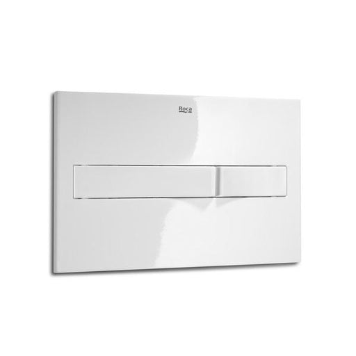 Roca In-Wall PL2 Dual Flush Operating Plate for Concealed Cistern