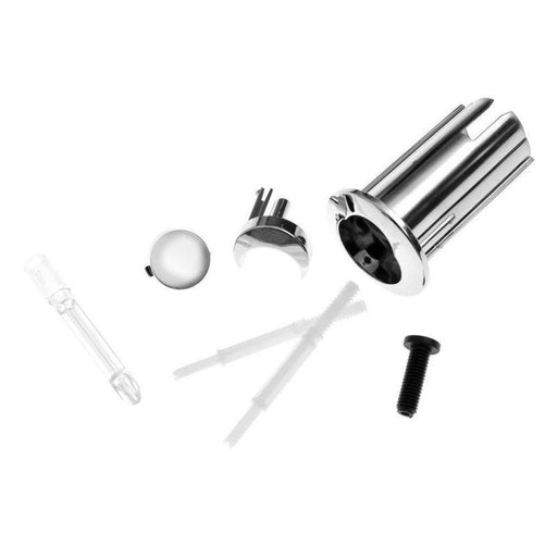 Roca Spare Dual Flush Push Button - Chrome
