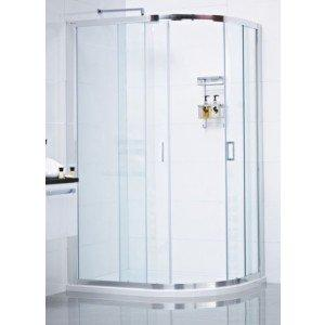 Roman Lumin8 Two Door Offset Quadrant Shower Enclosure
