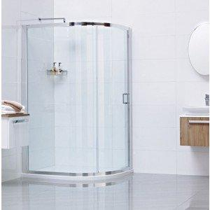 Roman Lumin8 One Door Offset Quadrant Shower Enclosure