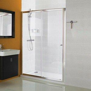 Roman Haven Sliding Shower Door