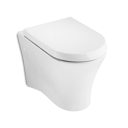 Roca Nexo Wall Hung Toilet - White