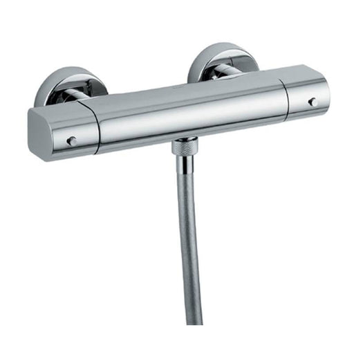 Abode Rapture Exposed Thermostatic Bar Shower Valve in Chrome