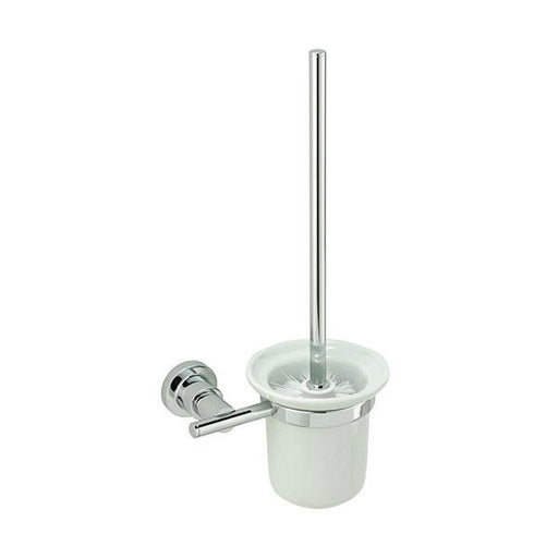 Sagittarius Florence Toilet Brush Holder - Chrome