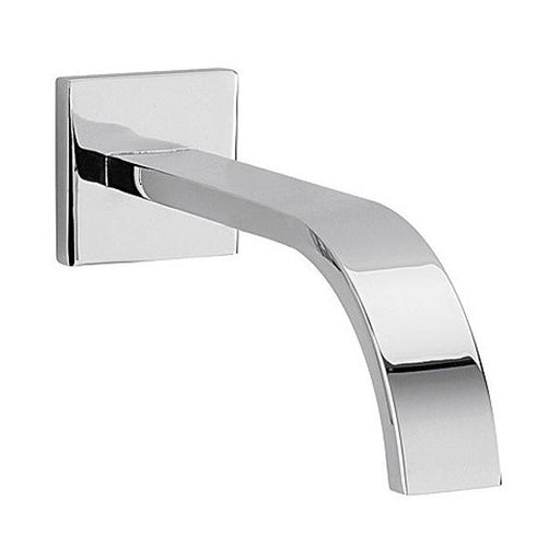 Sagittarius Arke Wall Mounted Spout - Chrome