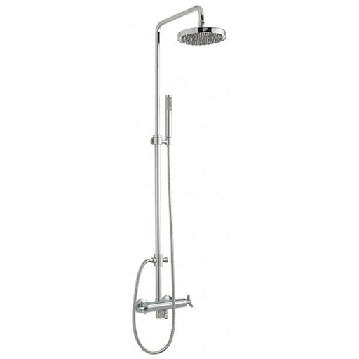 Sagittarius Zone Thermostatic Concealed Shower Valve with 3-Way Diverter - Chrome