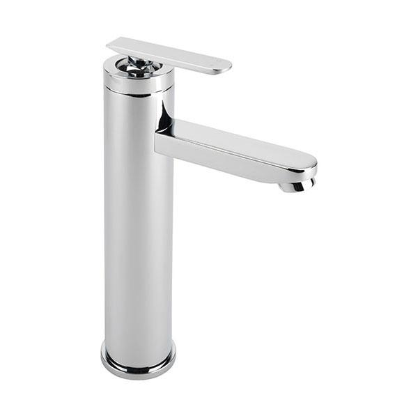 Sagittarius Eclipse Toll Mono Basin Mixer Tap - Chrome