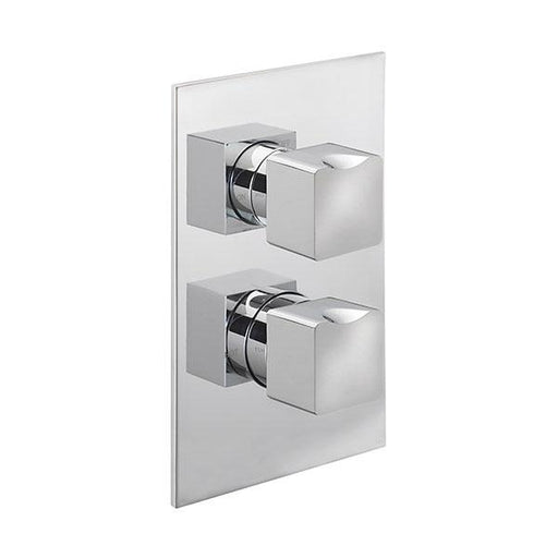 Sagittarius Matisse Concealed Thermostatic Shower Valve with Diverter - Chrome