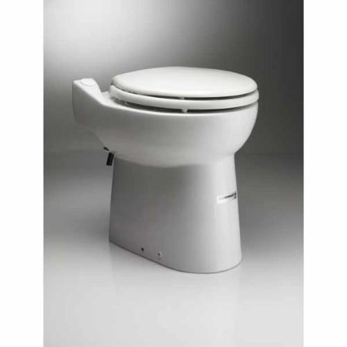 Saniflo Sanicompact Cisternless Ceramic WC With Macerator Pump