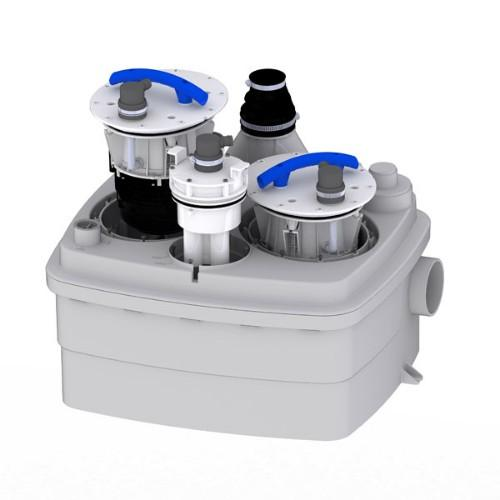 Saniflo Sanicubic 2 Classic Heavy Duty Macerator Pump