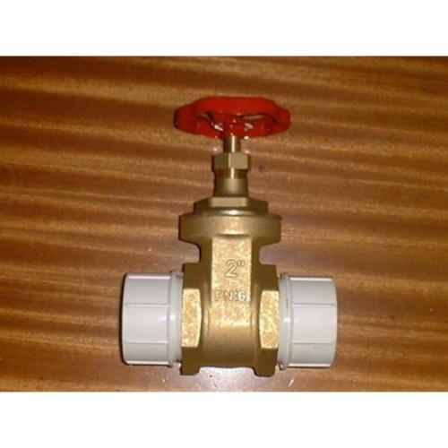 Saniflo 2 Inch Isolating Valve for use with Sanicubic range