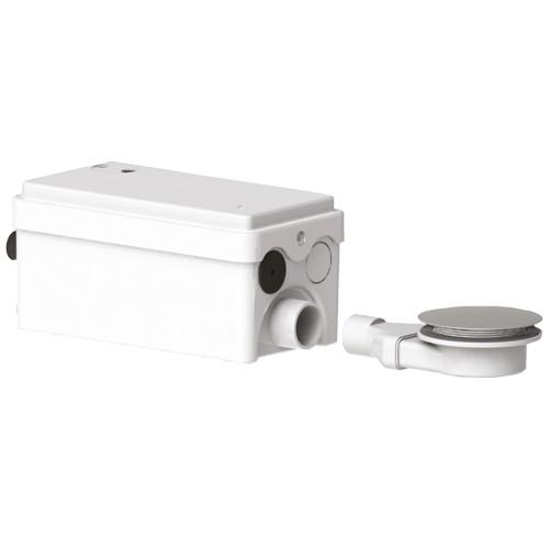 Saniflo Sanishower Flat Sink and Shower Tray Macerator Pump