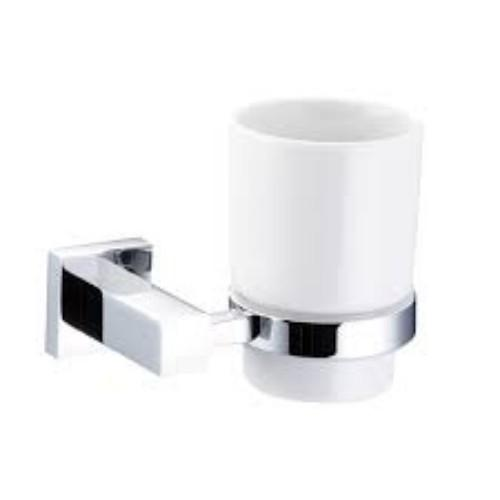 Marflow Now Quadre Ceramic Tumbler & Holder