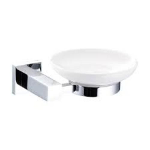 Marflow Now Quadre Ceramic Soap Dish & Holder