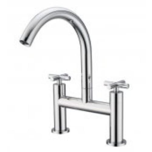 Marflow Vertini Deck Mounted Bath Filler