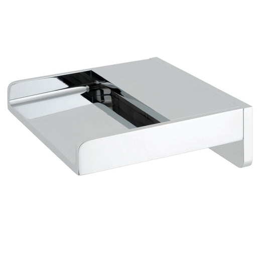 Vado Synergie Waterfall Bath Spout Wall Mounted