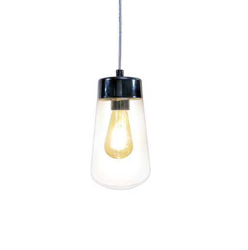 HiB Summit Glass Pendant Retro styled LED lamp Light