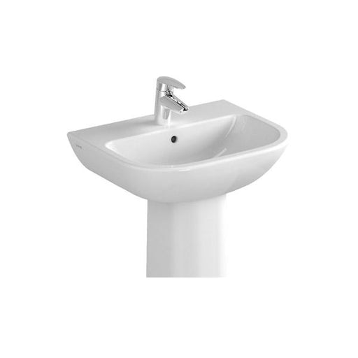 Vitra S20 Small Semi Ped  - White