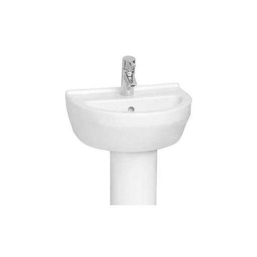 Vitra S50 Small Semi Ped - White
