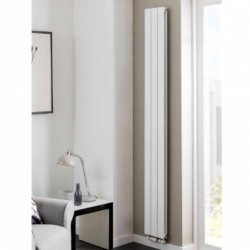 TRC Water Lily Steel Vertical Double Radiator